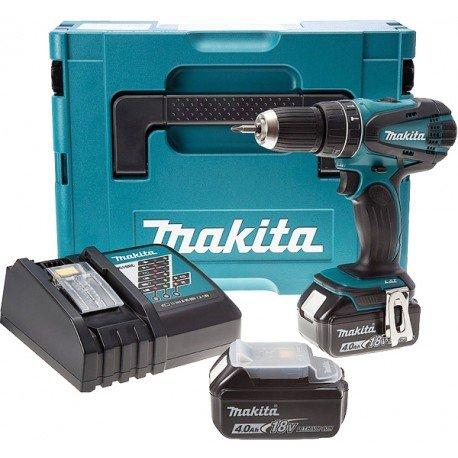 Perceuse visseuse Makita avec frappe DHP456RMJ