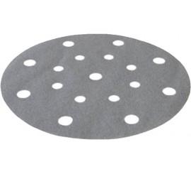 Papier abrasif FESTOOL Granat StickFix  Ø 125 mm - 100 pièces