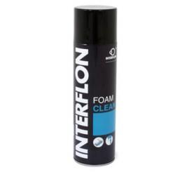 Mousse nettoyante et dégraissante Interflon Foam Clean 500 ml