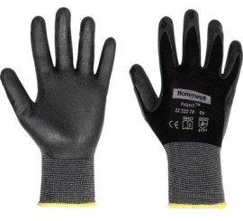 Gants de protection, revêtement  PUR,  gr 10