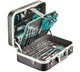 Valise outils Pro Chrome 152 pièces