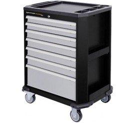 Servante 7 tiroirs, 286 outils KRAFTWERK