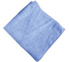 Pack de 10 Chiffons bleus en microfibres