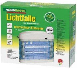 Lampe anti moustique 50m2