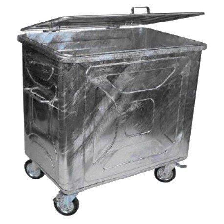 Container acier 800 L