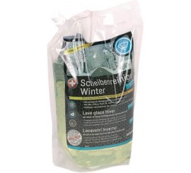 Additif pour lave-glace hiver