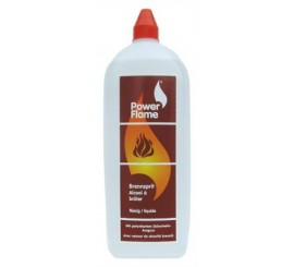 Alcool à brûler Powerflame 1litre
