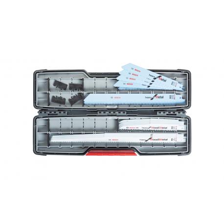 Set de 16 lames de scie sabre Bosch