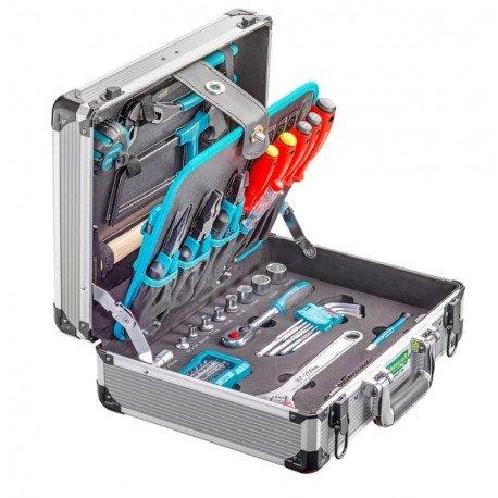 Coffre à outils PRO COMPACT 106 outils Kraftwerk