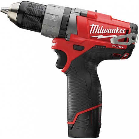 Perceuse visseuse compacte MILWAUKEE M12 FUEL