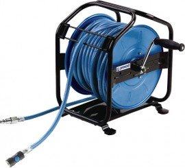 Enrouleur de tuyau à air comprimé 25 m- 10 bars
