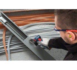 Meuleuse angulaire sans fil BOSCH GWS 10,8-76 V-EC