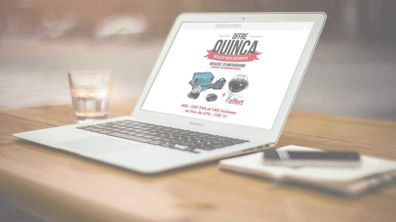 mailing Quinca SA
